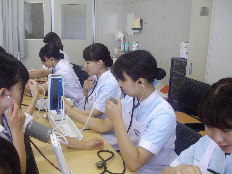 帯広看護専門学校画像